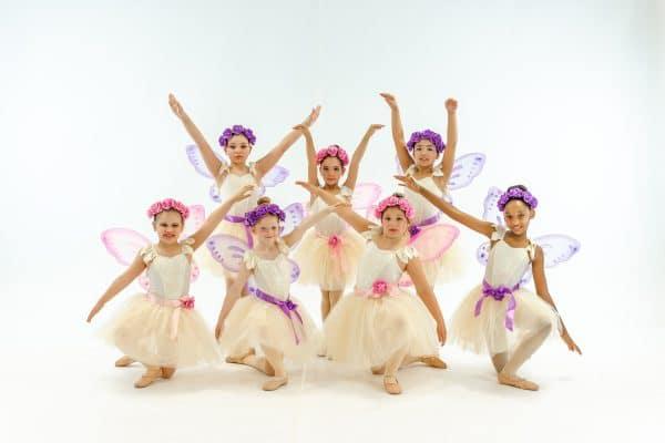dance classes ages 7+ in Manassas, VA