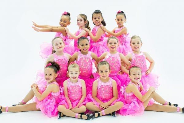 ages 5-7 dance classes Manassas